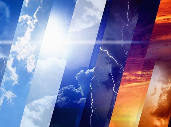 안전놀이터와 날씨의 관계