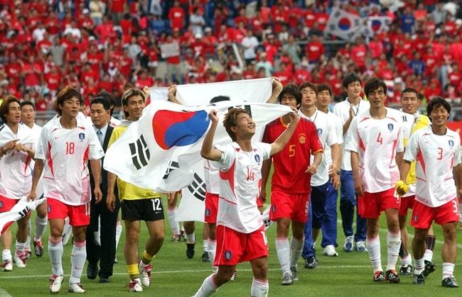 한국 월드컵 4강